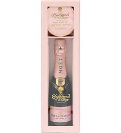 CHARBONNEL ET WALKER Pink Champagne and truffle giftset. perfect for out of town guests