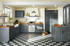 franse keuken elementen