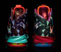 Nike, Lebron James e seus magníficos tênis MVP