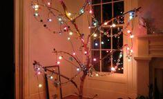 Prueba con estos pinitos de Navidad alternativos