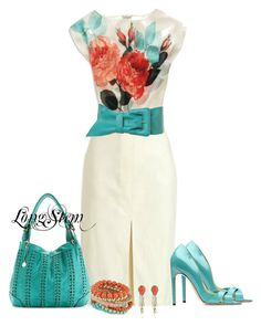 Untitled #296 by longstem on Polyvore featuring Forever 21 and Nicole Romano