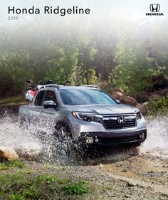 From outdoor adventures to downtown driving, the new 2019 Honda Ridgeline has you covered. Learn more about this versatile and stylish pickup truck.