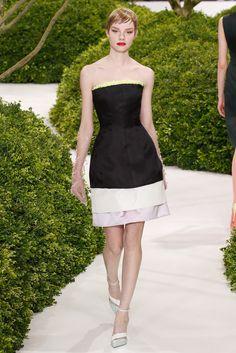 Christian Dior Spring 2013 Couture Collection Photos - Vogue