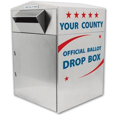 Ballot Drop Box Model 1010