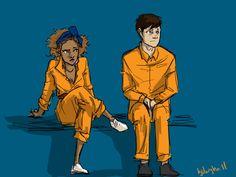 Misfits - Simon & Alisha