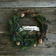 Grace Upon Grace — Lia Selina Christmas And New Year, Christmas Time, Christmas Wreaths, Christmas Crafts, Christmas Decorations, Do It Yourself Inspiration, New Years Decorations, Flower Boxes, Diy Wreath