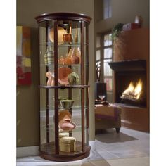 Found it at Wayfair - Keepsakes Preference Curio Cabinet