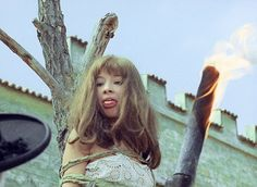 """Valerie and Her Week of Wonders, 1970 by Jaromil Jireš """"Confess! You are a witch! Witch Aesthetic, Film Aesthetic, Movies Showing, Movies And Tv Shows, Mädchen In Uniform, Foto Gif, Le Pen, Cult, Season Of The Witch"""