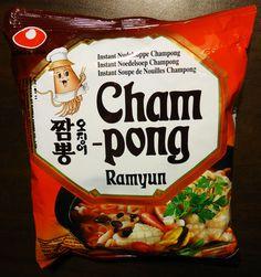 Re-Review: Meet The Manufacturer: Nongshim Champong Ramyun Instant Noodle Soup Instant Rice, Noodle Soup, Ramen, Snack Recipes, Chips, Meet, South Korea, Korean, Packaging