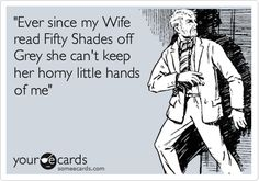@Shane Leonard..truth be told I couldn't keep my hands off you before 50 shades..now it's worse :)