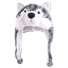 Choose From Over 25 Animals! - Plush Faux Fur Animal Critter Hat Cap - Soft Warm Winter Headwear - Short with Ear Poms and Flaps & Long with Scarf and Mittens Available (Critter - Fox) Types Of Beanies, Winter Headwear, Wolf Hat, Cool Beanies, Cap Girl, Fedora Hat Women, Your Spirit Animal, Animal Hats, Cool Gifts