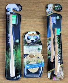 WooBamboo! Oral Care Review and Competition