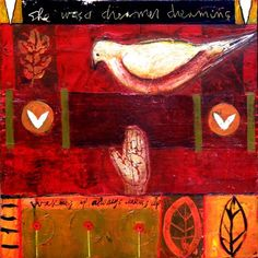 She Was a Dreamer Dreaming by Sheila Norgate