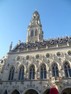 Arras is great so check out this guide to the old north French City: The Town Hall and Belfry, Arras