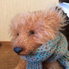 Maple Nutley Plush, Teddy Bear, Artist, Crafts, Animals, Manualidades, Animales, Animaux, Artists