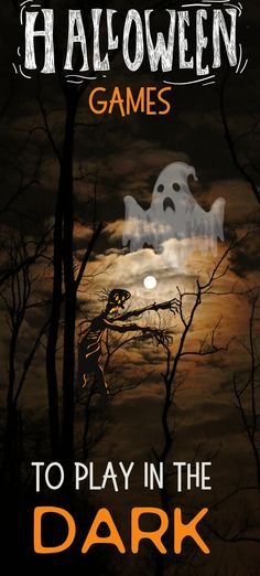 Spooky Halloween games to play in the dark with your friends! Tonight is Halloween and it is time to get scared! #scary #spooky #scarygames #games #kidsstuff #spookygames #game #Halloween #Halloweengames #storytelling #ghosts #goblins #fullmoon #Halloweennight #hauntedhouse #haunted Spooky Games, Scary Games, Fun Games, Games For Kids, Fun Activities, Games To Play, Tween Party Games, Halloween Party Games, Halloween Goodies