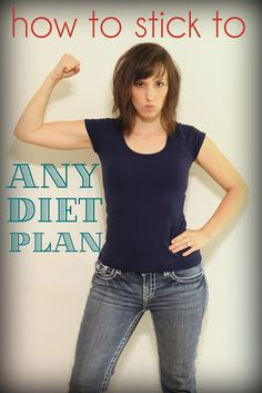 Weed 'em and Reap: How to stick to ANY diet plan. Whatever diet you find yourself in! DaNelle is soo kind about it, and very funny!