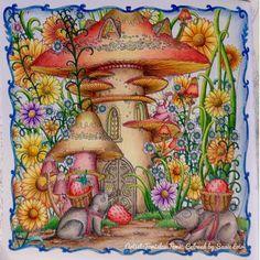 Finished my first one from this delightful Croatian coloring book called Zemlja Snova (Land of Dreams) by Tomislav Tomić.  #artecomoterapia #divasdasartes #colorindolivrostop #coloring #coloringforadults #coloring_secrets #coloringmasterpiece #coloriageantistress #coloringforadults #colortherapyapp #colortherapy #bayan_boyan #colouringbook #adultcoloringbook #beautifulcoloring #jardimsecreto #creativelycoloring #prismacolor  #desenhoscolorir #majesticcoloring #mycreativeescape…