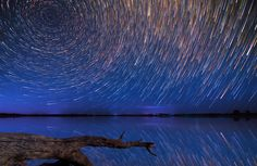 More Spectacular Star Trails by Lincoln Harrison - My Modern Met