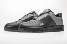 Nike Air Force 1 A Cold Wall ACW AF1 BlackGrey UK Depop