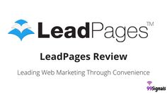 Creating landing pages with LeadPages is easy. No coding required! You can create high-converting, mobile-friendly landing pages at an affordable price.