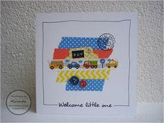 Miranda's Creaties - Tuut, Welcome Little One