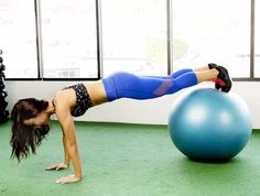 6 Moves + 100 Reps = Best Core Workout Ever