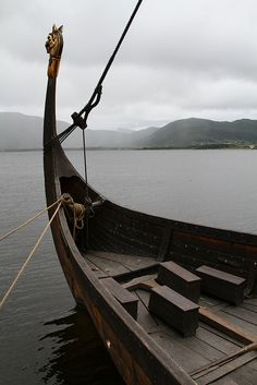 steelromanticism: Viking Prow