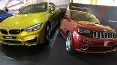 Catch a glimpse of the Mumbai International Motor Show 2017