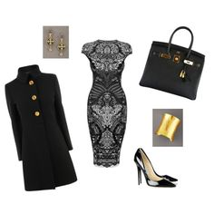 """Classic Chic"" by lynnetocchet-1 on Polyvore"