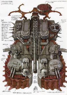 Rocketumblr   小林誠 Makoto Kobayashi