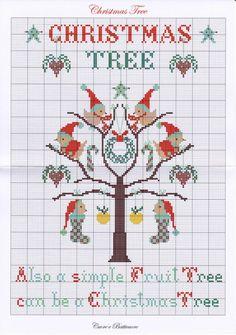 CUORE E BATTICUORE Christmas tree