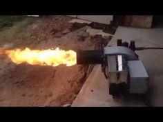 waste oil burner1 Waste Oil Burner, Oil Burners