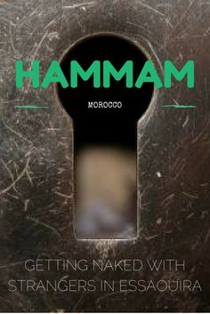 Moroccan hammam - ge