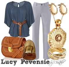 The Chronicles of Narnia - Lucy Pevensie