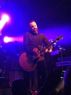 Pic I took of Justin From Blue October