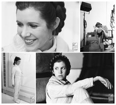 Princess Leia. Her hair is classic!