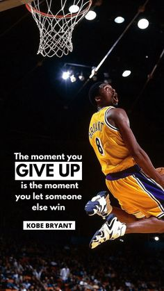 Having a Kobe Bryant wallpaper would be a great way to remember this legend. Kobe Bryant quotes are incredible motivation for anyone craving success. This is inspiration to have a Mamba mentality. Kobe Quotes, Kobe Bryant Quotes, Kobe Bryant Nba, Basketball Motivation, Basketball Quotes, Sports Basketball, Nike Motivation Quotes, Basketball Backboard, Basketball Design