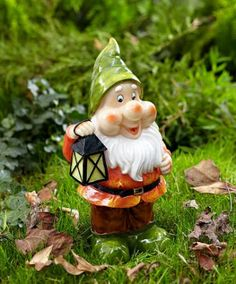 A tropical garden gnome is a special variation of the being used to decorate gardens or backyards. They vary a lot from the regular gnomes. Funny Garden Gnomes, Gnome Garden, Gnomes Book, Patio Chico, Gnome Village, Gnome House, Autumn Photography, Cactus Y Suculentas, Easy Garden