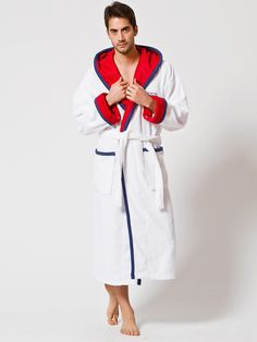 santa fe menu0027s bathrobe on sale mistile - Mens Bathrobes