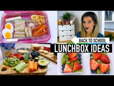 Back to school lunchbox ideas! Are you in need of some simple, healthy and delicious back to school lunchbox ideas? These lunch box essentials are perfect fo. Healthy Family Meals, Kids Meals, Healthy Snacks, Healthy Recipes, Back To School Lunch Ideas, School Lunch Box, School Lunches, Healthy Chicken Fingers, Family Meal Planning