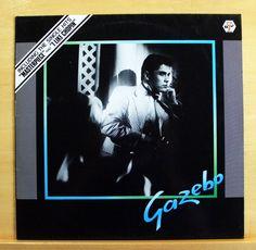 GAZEBO Same Vinyl LP Lunatic I like Chopin Masterpiece Top RARE Italo Disco Pop