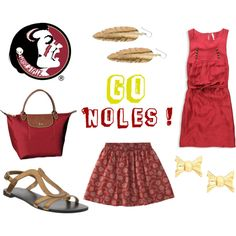 """""""Seminoles Game Day""""---for LITTLE LEAGUE not college GEAUX TIGERS lol!"""