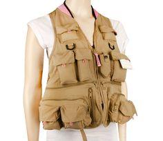 9fc4491bad59f Master Sportsman Womens Fishing Vest - Sportsman's Warehouse $39 Fishing  Vest, Fish Camp, Fishing