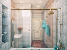 Traditional Bathroom Designs for a classic and traditional home setting | Ideas | PaperToStone