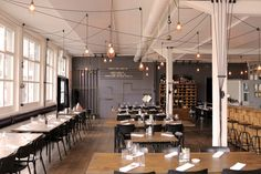 Details of the overall and category winners, and images of the winning projects, from the sixth year of the Restaurant and Bar Design Awards in Bar Design Awards, Zurich, Building Design, Restaurant, Table, Furniture, Home Decor, Decoration Home, Room Decor