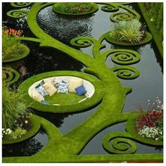 Need this garden someday...