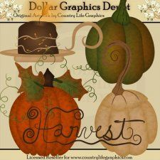 Harvest - Clip Art
