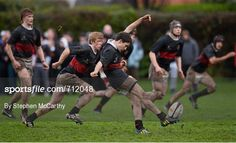 The High School v De La Salle Churchtown - Vinny Murray Schools Cup 1st Round