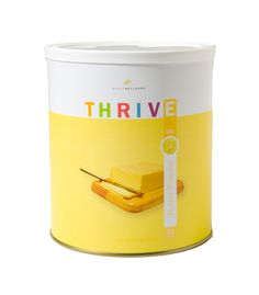 Powdered Butter | Shelf-Stable Butter | Product Highlight: Butter Powder | Thrive Life